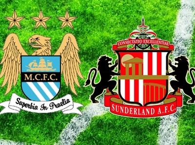 Сандерленд – Манчестер С. Английская Премьер Лига 2014/15. 14 тур